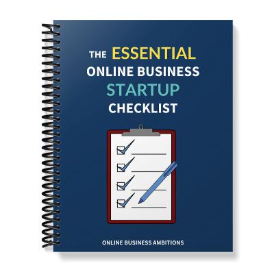 Online Business Checklist Binder